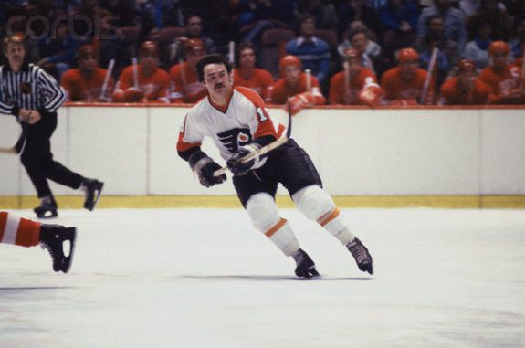 Rick MacLeish, Philadelphia Flyers, NHL, Hockey