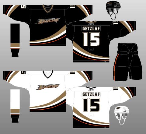 anaheim ducks original jersey