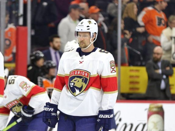 Anton Stralman Florida Panthers