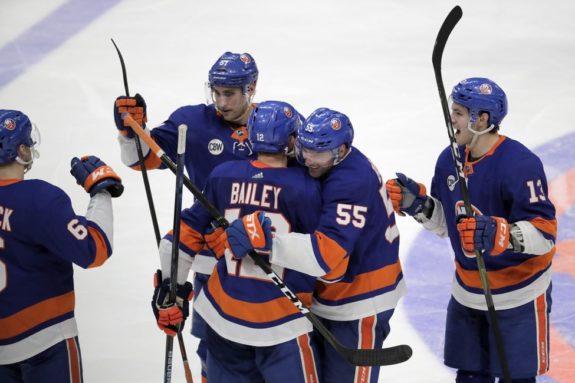 New York Islanders Josh Bailey