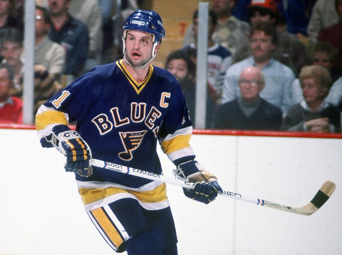 Brian Sutter St. Louis Blues