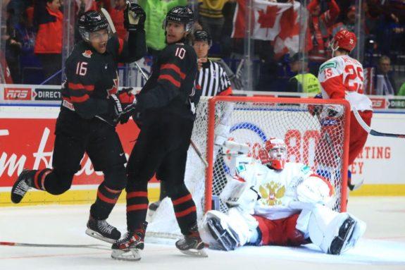 2021 World Junior Championship Team Russia Preview