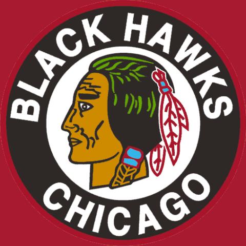 Chicago Blackhawks Logo History