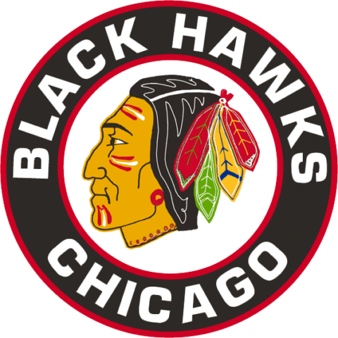 Chicago-Blackhawks-1955-57- ...