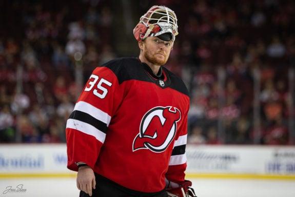 New Jersey Devils Waive Cory Schneider