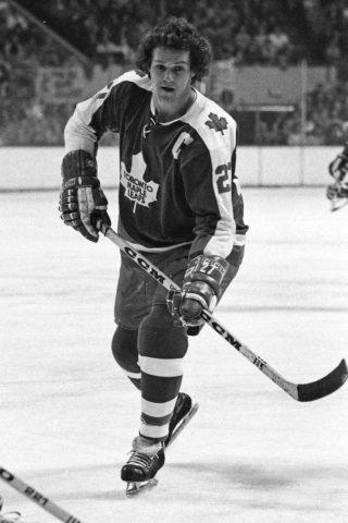 Darryl Sittler Toronto Maple Leafs Legend