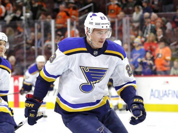 Dmitrij Jaskin St. Louis Blues