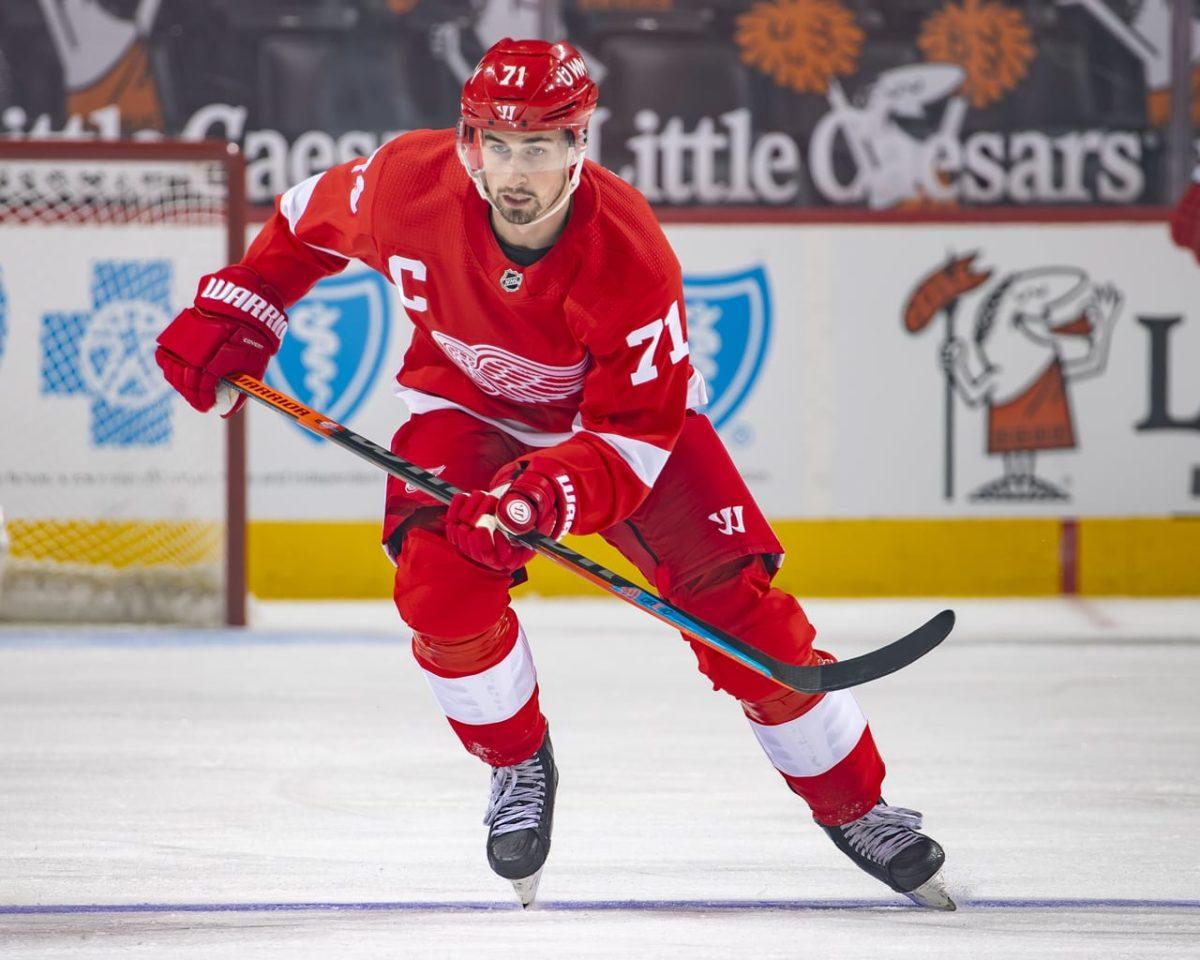 Dylan Larkin Detroit Red Wings