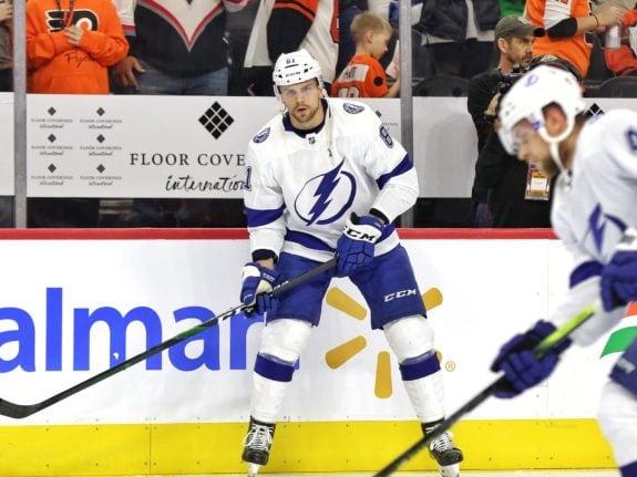 Erik Cernak Tampa Bay Lightning