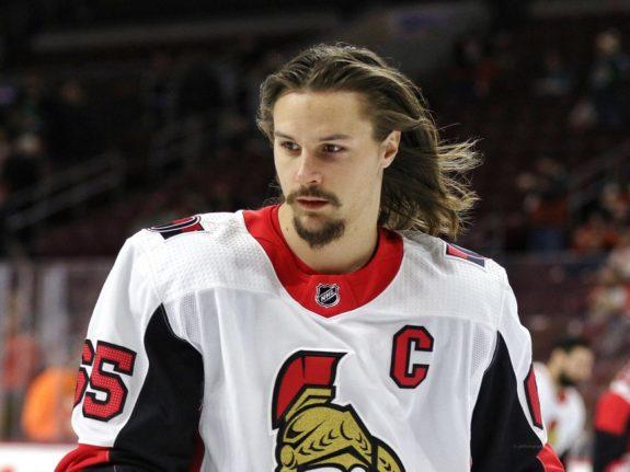 Erik Karlsson #65, Ottawa Senators