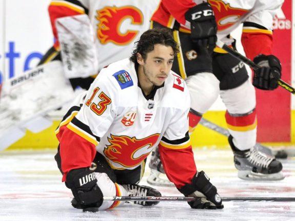 Home POP NHL Johnny Gaudreau//Calgary Flames