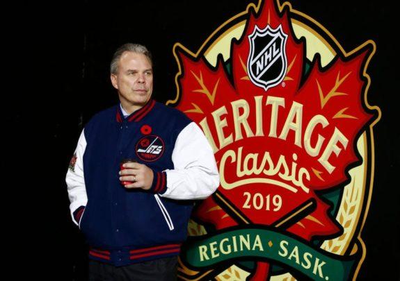 Kevin Cheveldayoff Winnipeg Jets