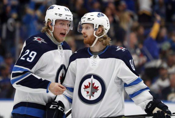Winnipeg Jets Top Five Games Of 2020