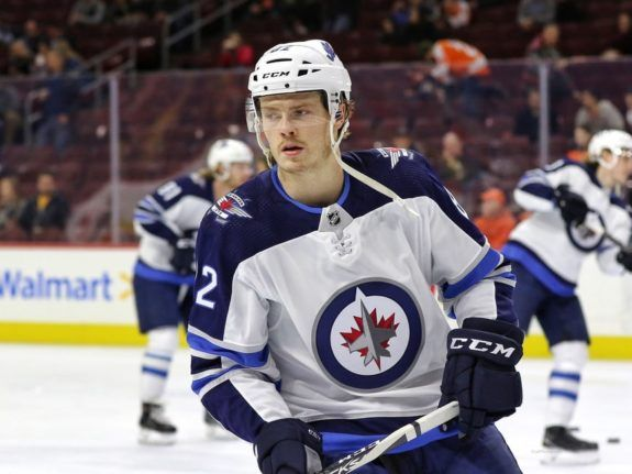 Ben Harpur Ottawa Senators Player Swingman Jersey