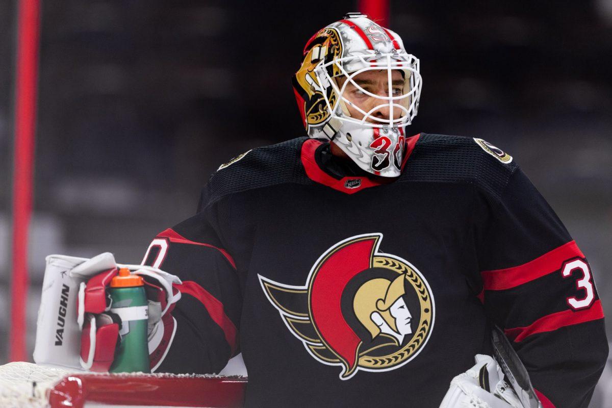 Matt Murray Ottawa Senators