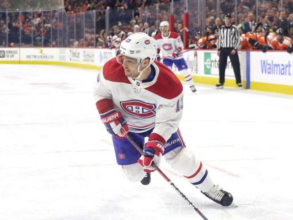 Max Domi Montreal Canadiens