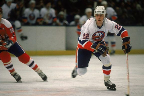 Mike Bossy 50 Goals