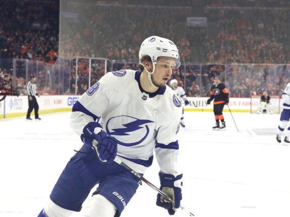 Mikhail Sergachev Tampa Bay Lightning