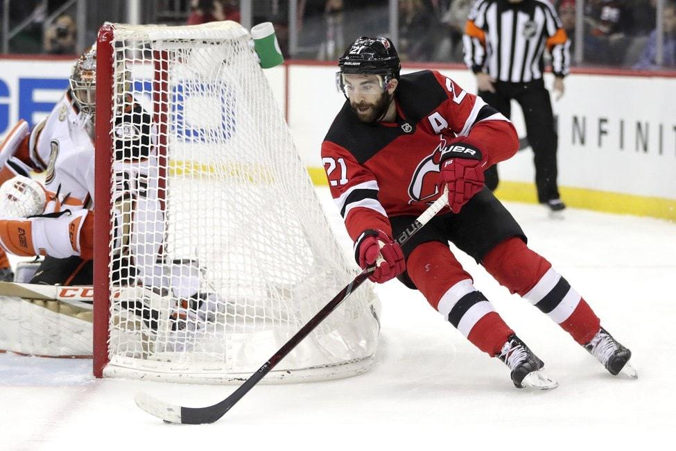 New Jersey Devils Kyle Palmieri