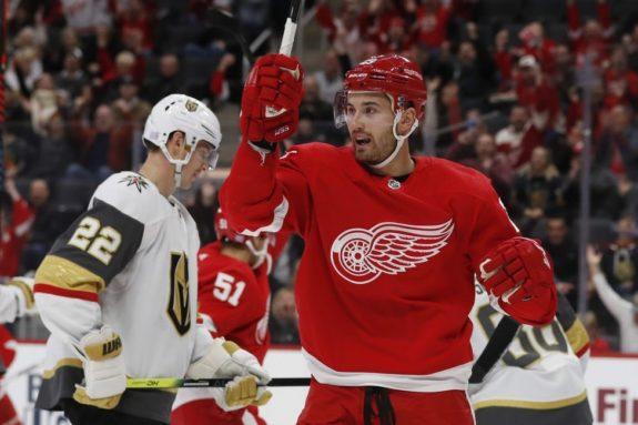 Detroit Red Wings Brendan Perlini