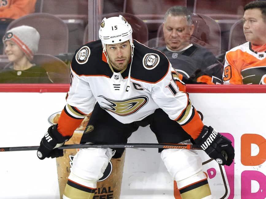 Ryan Getzlaf Ducks