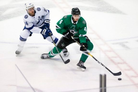 Tampa Bay Lightning Ryan Callahan Dallas Stars Miro Heiskanen