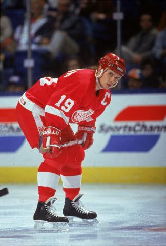 Steve Yzerman Detroit Red Wings