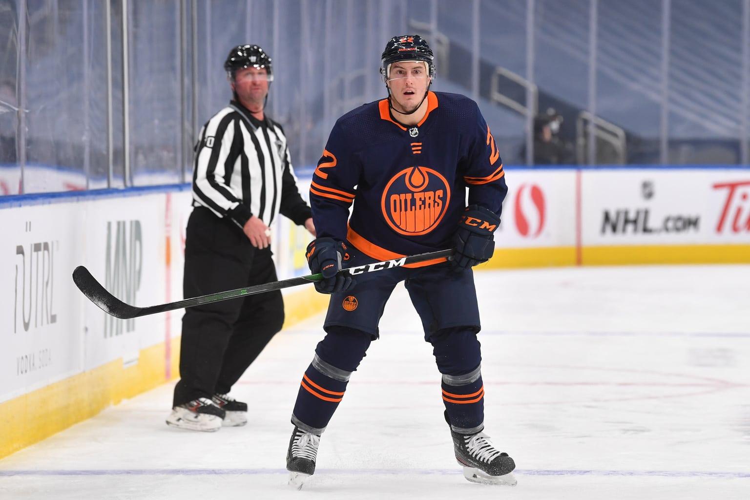 Tyson Barrie Edmonton Oilers