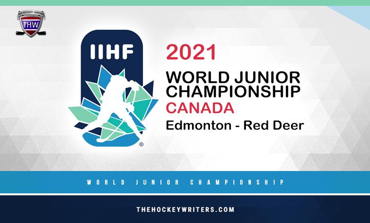 2021 Guide To The Iihf World Junior Hockey Championship