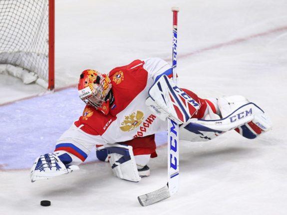 Jaroslaw Askarow Team Russland