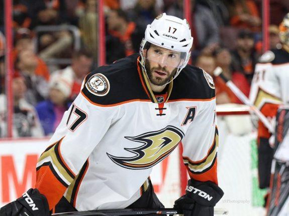 Ryan Kesler, NHL, Anaheim Ducks