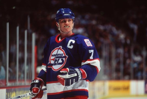 Keith Tkachuk, Winnipeg Jets