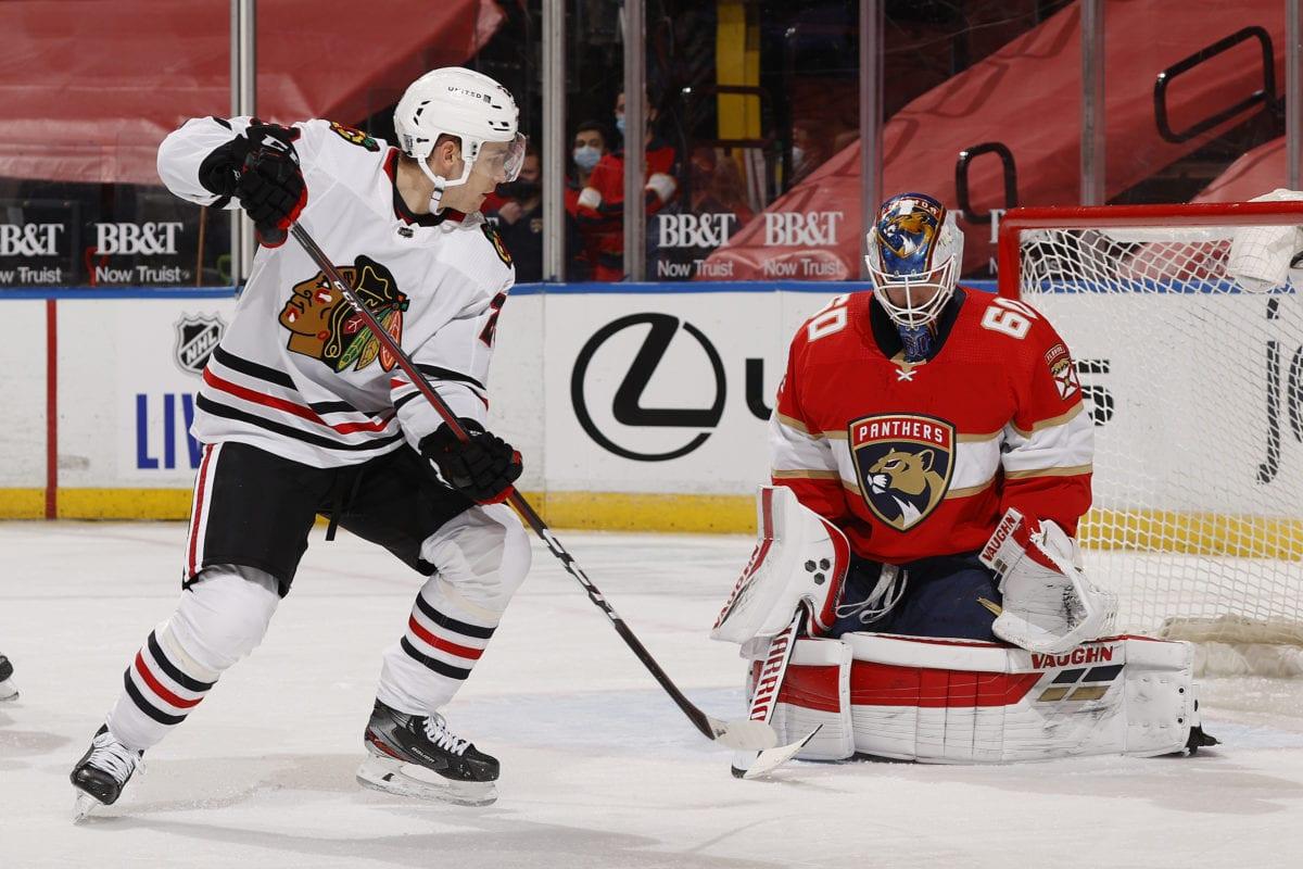 Philipp Kurashev, Chicago Blackhawks