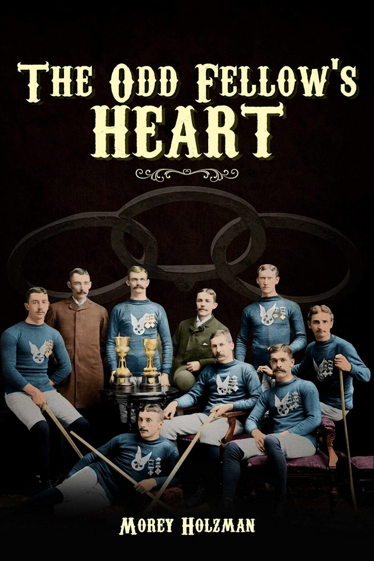 The Odd Fellow's Heart book cover