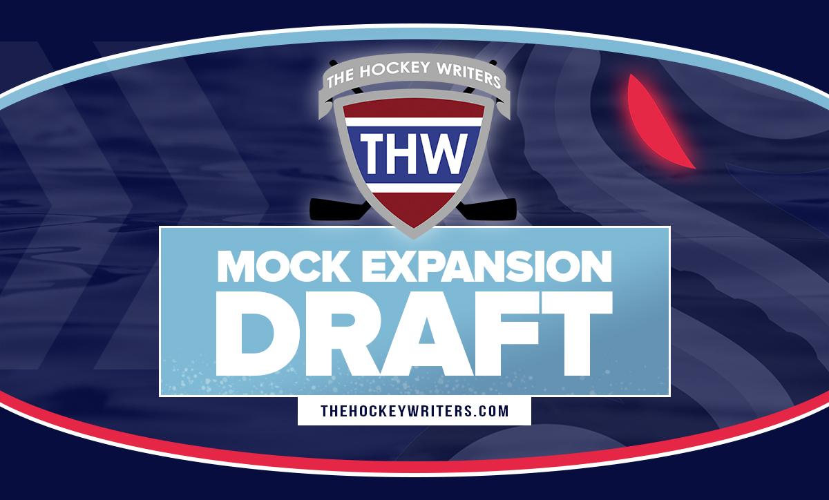 Thw S Mock Expansion Draft Your 2021 22 Seattle Kraken