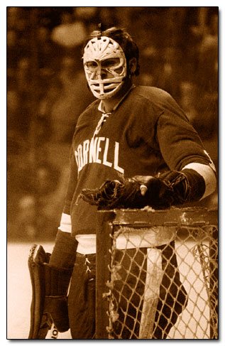 ken dryden at Cornell