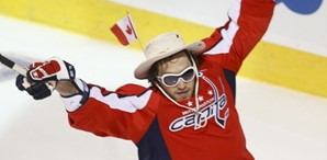 Silly or iconic?  Ovechkin is slated to return to the All Stars Game this year.  Will he bring the same level of showmanship he has exhibited in the past? Ryan Remiorz/THE CANADIAN PRESS