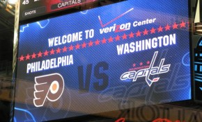 Same Teams, Same Results.  Flyers Win in DC