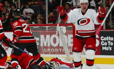 Williams with Hurricanes Again