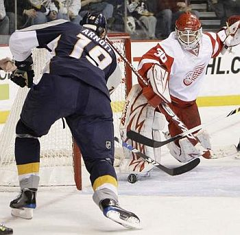 Jason Arnott played 3+ seasons in Nashville and was a fan favorite & captain.