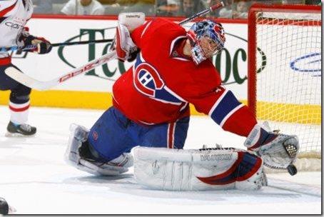 Canadiens Play Numbers Game