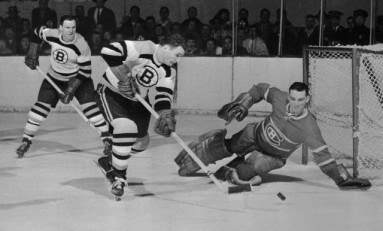 """History of the Bear: How the Bruins came to """"B"""""""