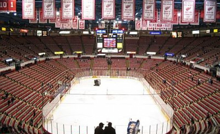 Wings Opt Out of Joe Louis Arena Lease