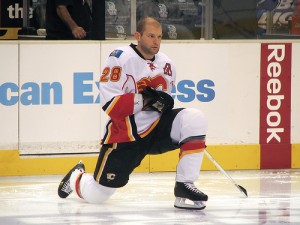 Good luck trying to get by Regehr.