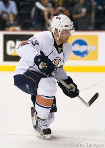 Cogliano will draw dozens of penalties over his career. (Photo courtesy of Gosh@/ Flikr.)