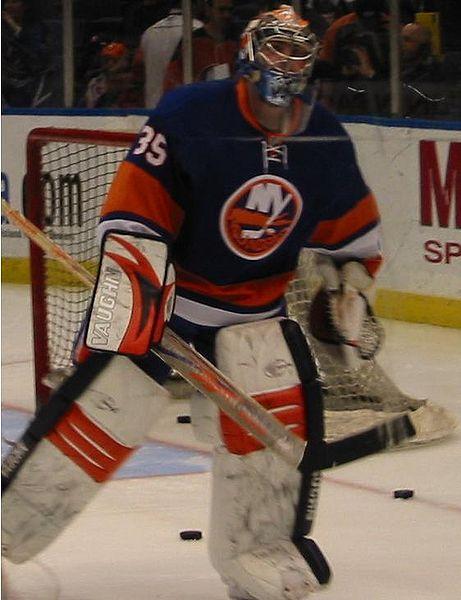 Joey MacDonald looked like an All-Star (Photo Courtesy of wikipedia.org)