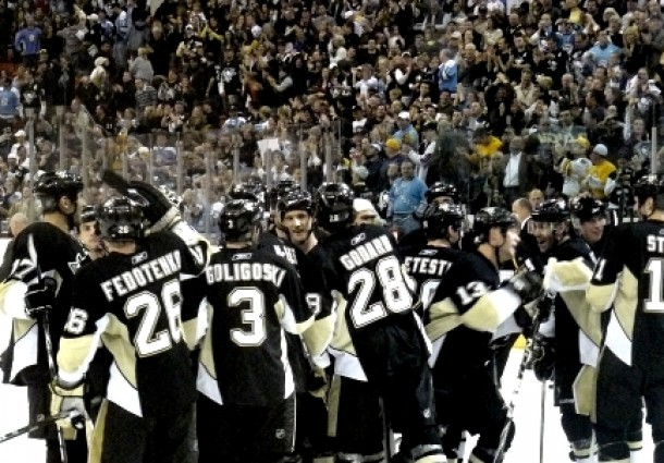 Are The Pittsburgh Penguins Out Of Their Slump?