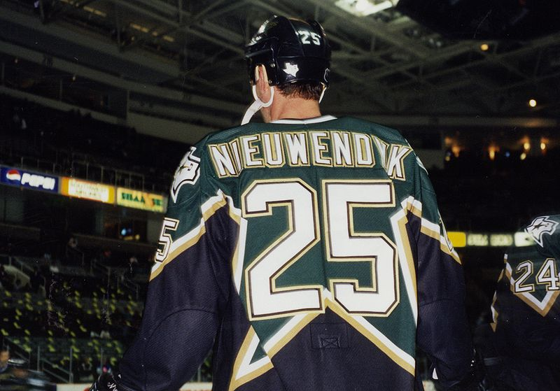 "Always a ""Star,"" G.M.  Joe Nieuwendyk (photo by /wikipedia)"