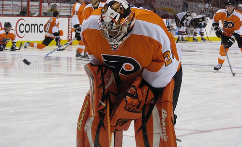 Flyers Welcome Back a Changed Ray Emery