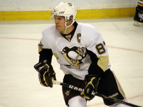 Sidney Crosby (Flickr/Dan4th)